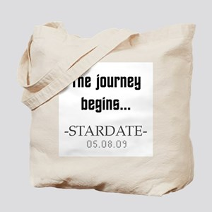 Journey begins... Tote Bag