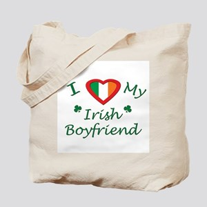 I Love My Irish Boyfriend Tote Bag
