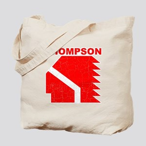 Thompson High Warriors Tote Bag