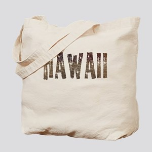 Hawaii Coffee and Stars Tote Bag