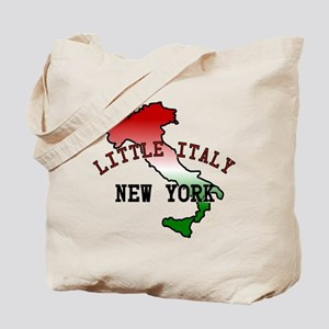 Little Italy New York Tote Bag