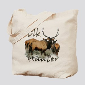 Elk Hunter Tote Bag