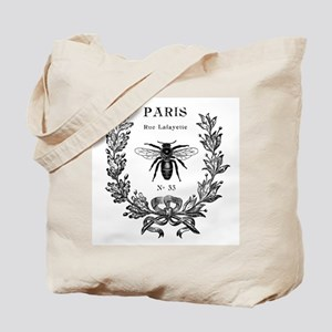 PARIS BEE Tote Bag