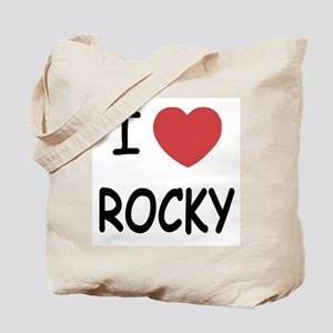 I heart Rocky Tote Bag