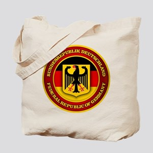 German Emblem Tote Bag