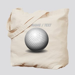 Custom Golf Ball Tote Bag