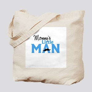Mommys Little Man Tote Bag