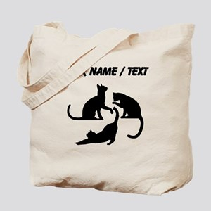 Custom Cats Tote Bag