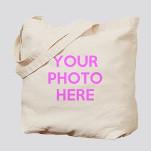 Customize photos Tote Bag