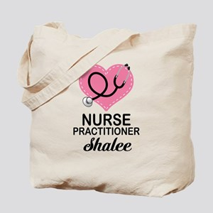 Nurse Practitioner personalized Tote Bag