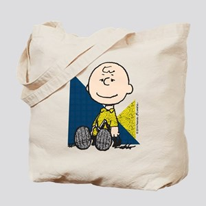The Peanuts Gang: Charlie Brown Tote Bag