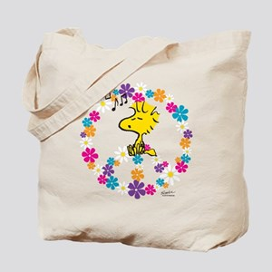 Woodstock Peace Tote Bag