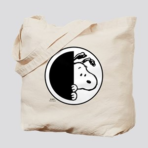 Sneaky Snoopy Tote Bag