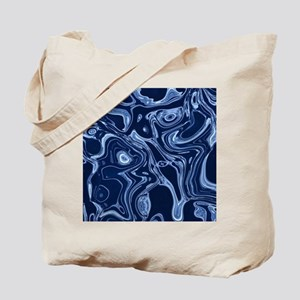 nautical beach ocean waves Tote Bag