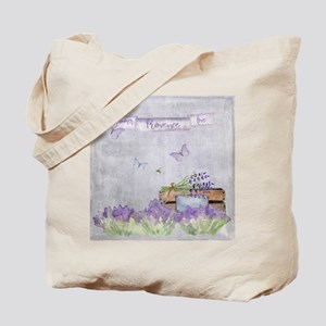 Summer-Provence - Love Tote Bag