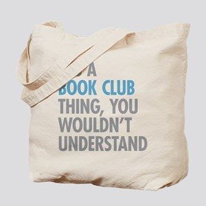 Book Club Tote Bag
