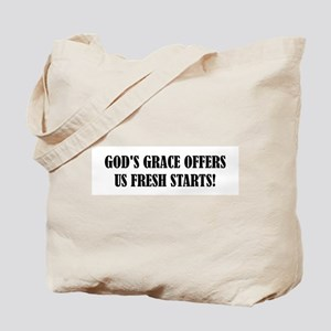 GOD'S GRACE... Tote Bag