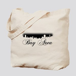 Bay Area City Tote Bag