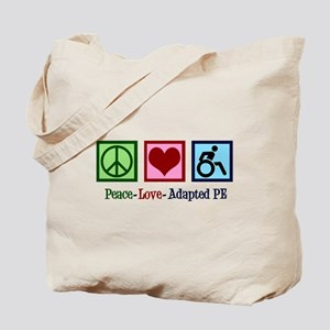 Adapted PE Teacher Tote Bag