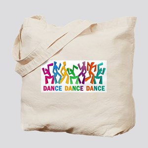 Dance Dance Dance Tote Bag