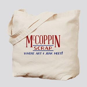 McCoppin Scrap Tote Bag
