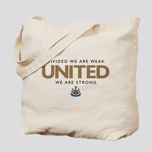 Newcastle United We Are Strong Tote Bag