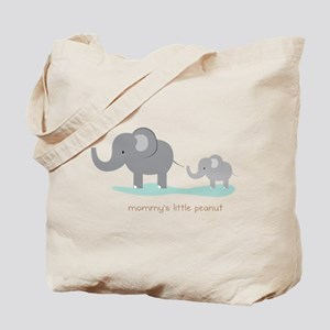 Mommy's Little Peanut Tote Bag