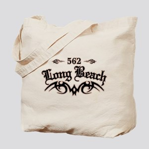 Long Beach 562 Tote Bag