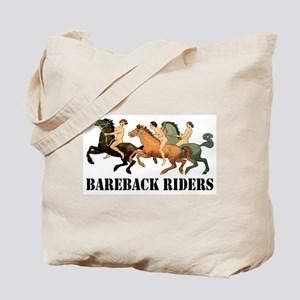 BAREBACK RIDERS Tote Bag