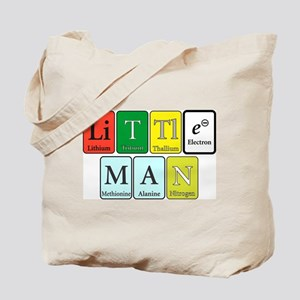 Little Man Tote Bag