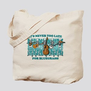 Bluegrass Too... Tote Bag