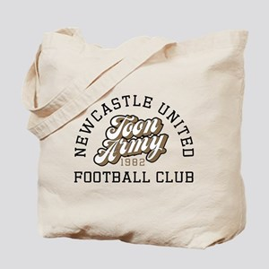 Newcastle Toon Army Tote Bag