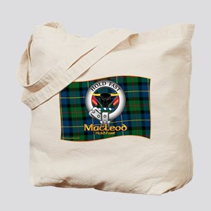 MacLeod Clan Tote Bag