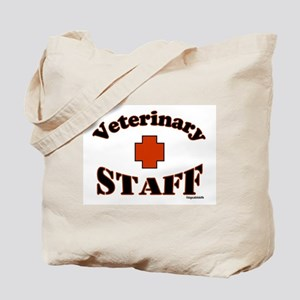 Veterinary Staff Second Edition Tote Bag