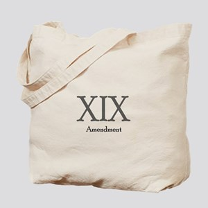 XIX Amendment Tote Bag