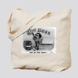 Top of the heap - 1880 Tote Bag