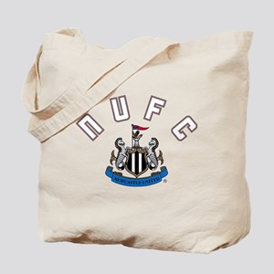 NUFC and Crest Tote Bag