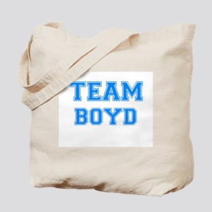 TEAM BRODERICK Tote Bag