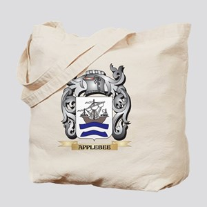 Applebee Family Crest - Applebee Coat of Tote Bag