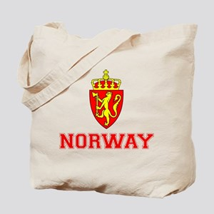 Norway Coat of Arms Tote Bag