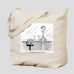 Cake Talk Tote Bag
