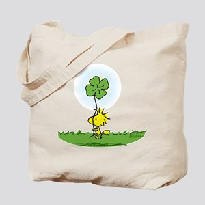 Woodstock Shamrock Tote Bag