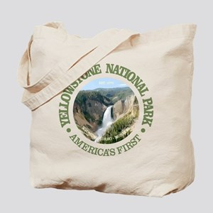 Yellowstone NP Tote Bag