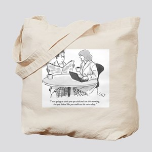 CAJ_oralsexcartoon Tote Bag