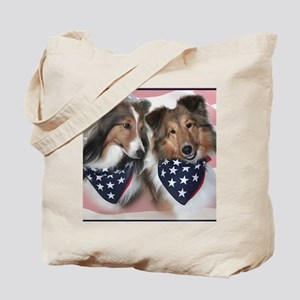Shelties Tote Bag
