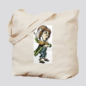 The Mad Hatter Tote Bag