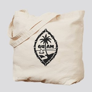 Guam Seal Tote Bag