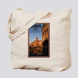 Morning in Rome Tote Bag