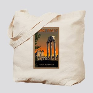 Forum Temples Tote Bag