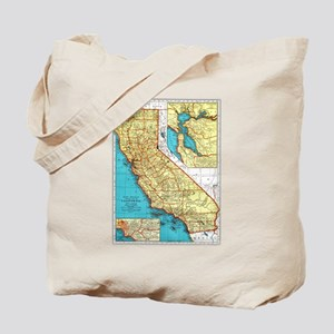 California Pride! Tote Bag